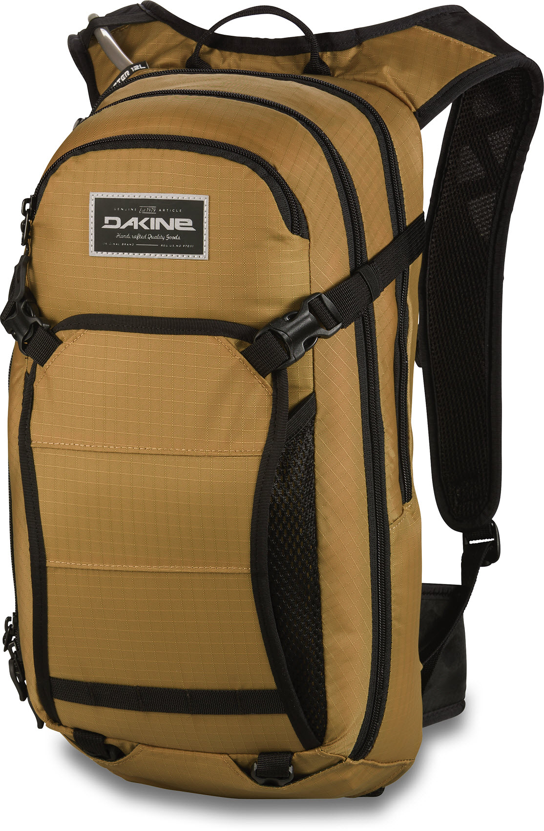 Dakine Bike Backpack - Drafter 12L - Hydration Reservoir, Mountain ...