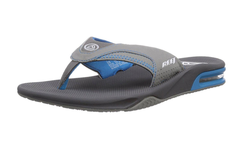 reef sandal fanning flip flops mick fanning pro model. Black Bedroom Furniture Sets. Home Design Ideas