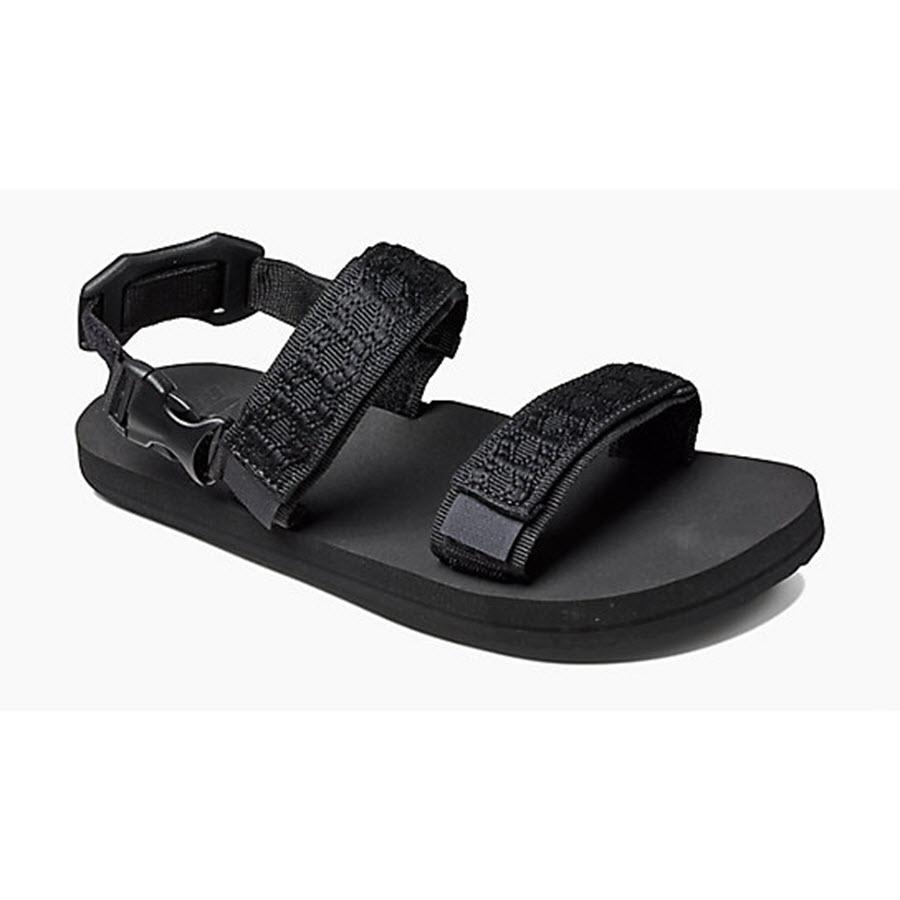 Black reef sandals - Reef Sandals Convertible High Flip Flops Summer Beach