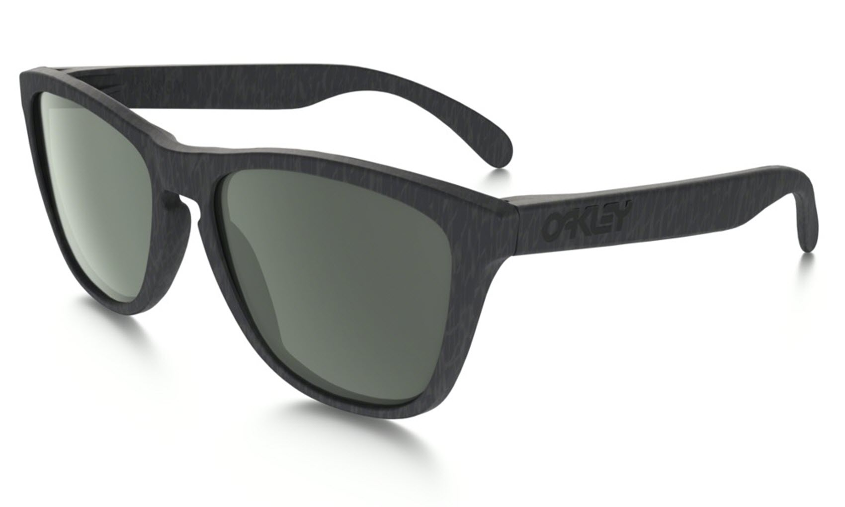Product image of Oakley Frogskins Sunglasses in Gunpowder with Dark Grey Lens