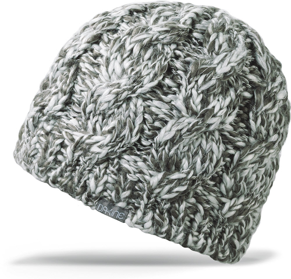 Product image of Dakine Vine Womens Beanie Hat Charcoal Mix