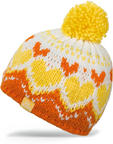 Dakine Girls Molly Beanie Hat in Orange