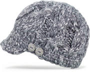 Dakine Remix Womens Beanie Hat Grey Mix