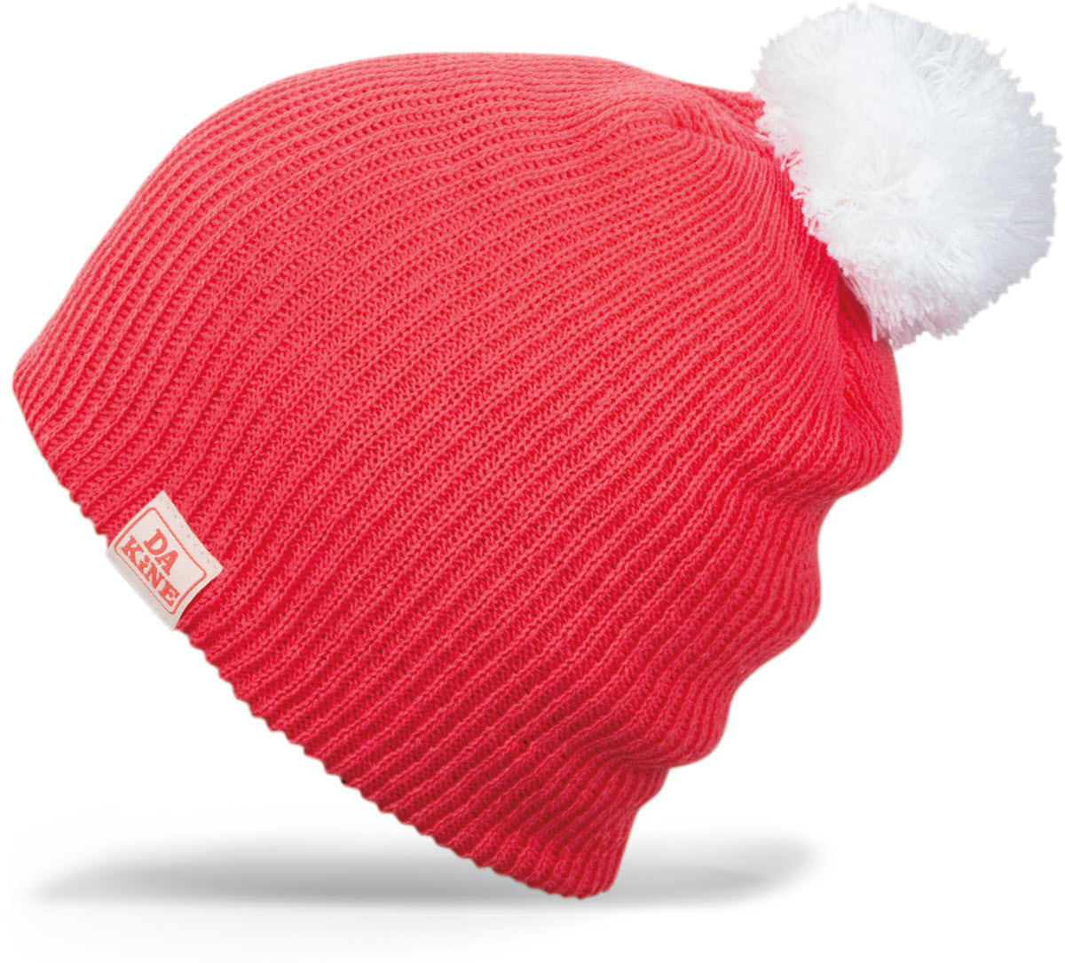 Product image of Dakine Kids Girls Wendy Beanie Hat in Coral