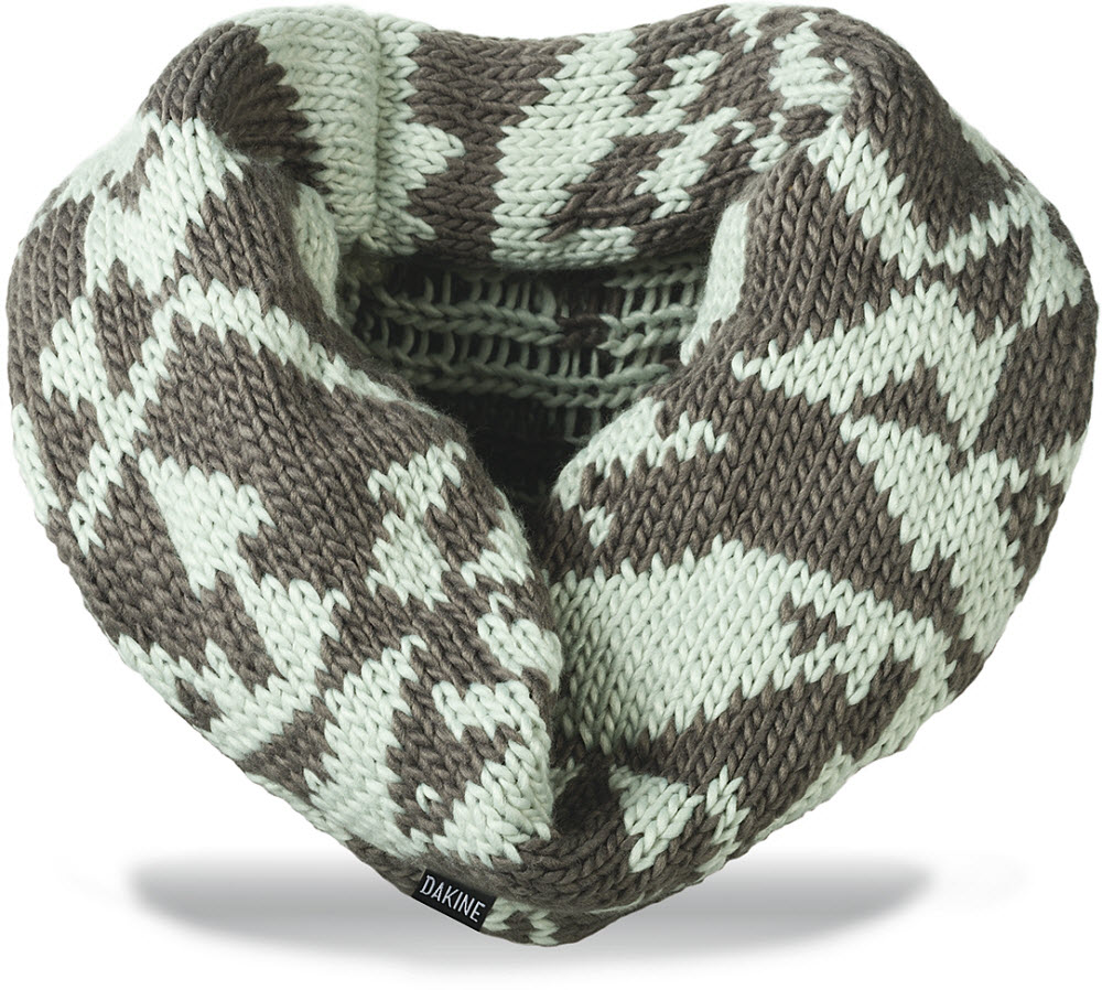 Product image of Dakine Ginger Womens Cowl Scarf Grey Mix