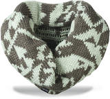 Dakine Ginger Womens Cowl Scarf Grey Mix