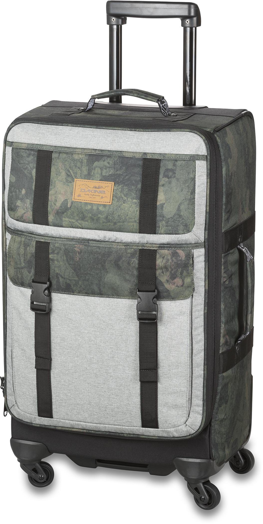 Dakine Cruiser Roller 65L Suitcase Travel Bag 2016 Glisan