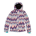 686 Girls Flora Insulated Snowboard Ski Jacket 2016 Medium Age 10/12