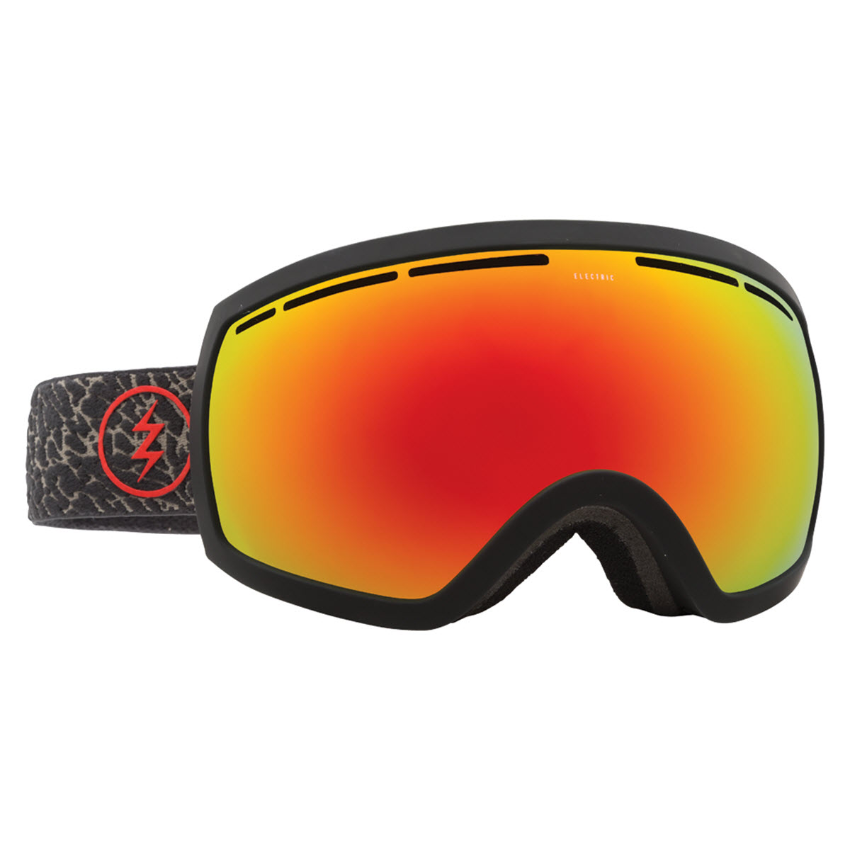 electric goggles eg25 snowboard spherical lens goggles