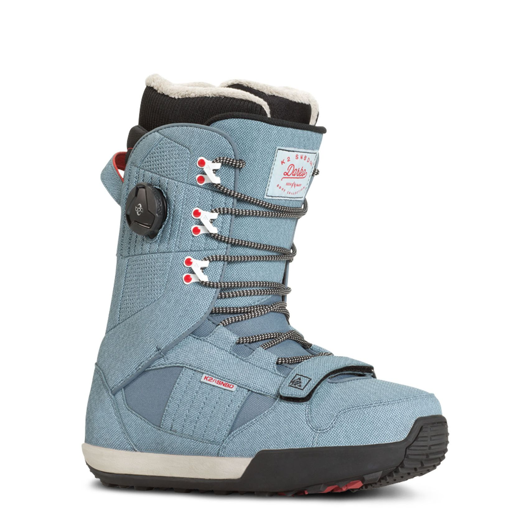 k2 snowboard boots darko mens boa freestyle all