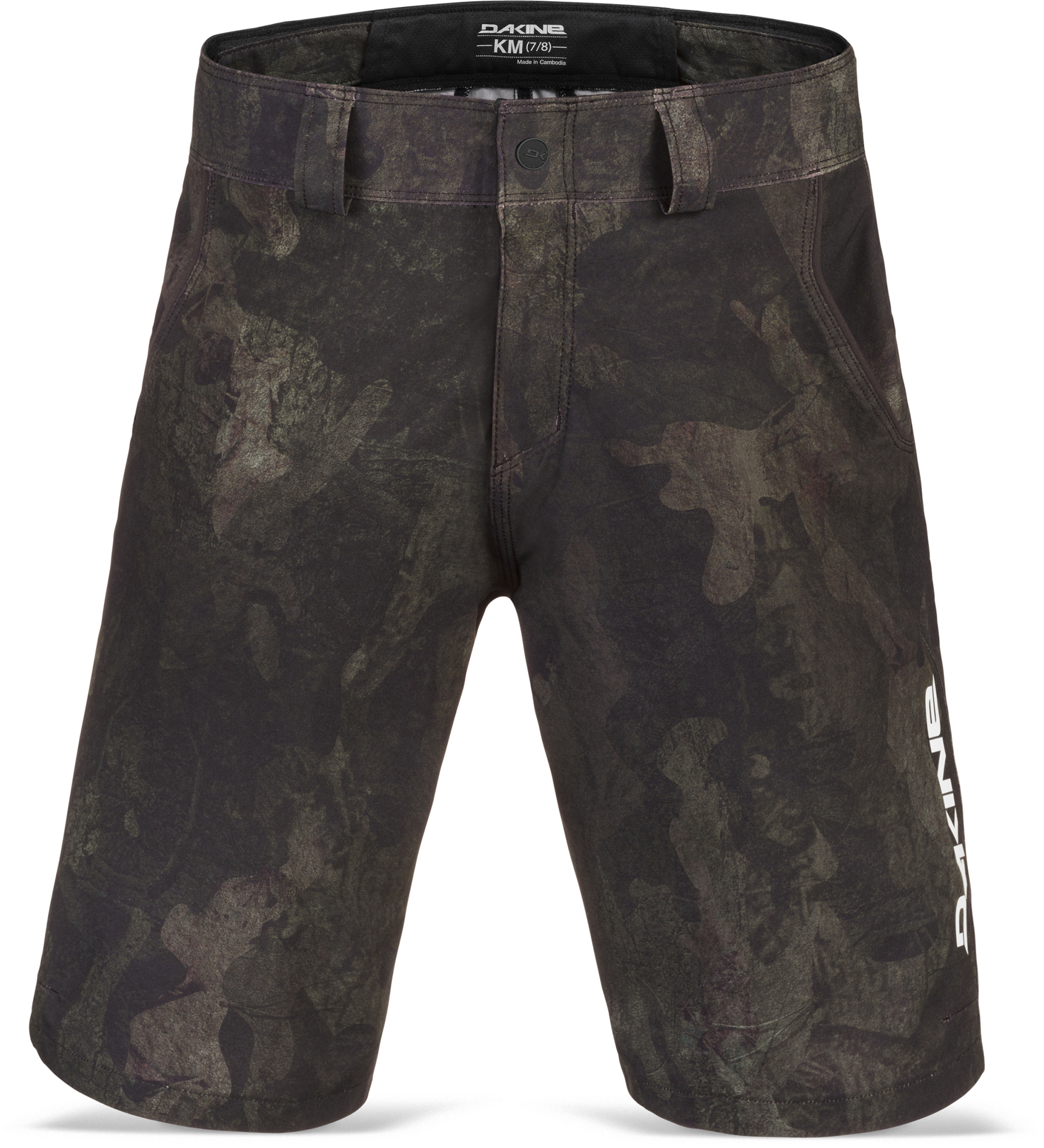 Product image of Dakine Kids Pace Bike Shorts 2016 Peatcamo Medium