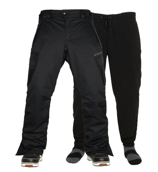 686 Authentic Smarty Cargo Tall Snowboard Pants 2017