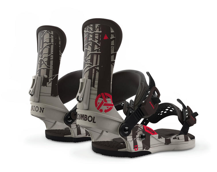 Union Asymbol Snowboard Bindings 2017