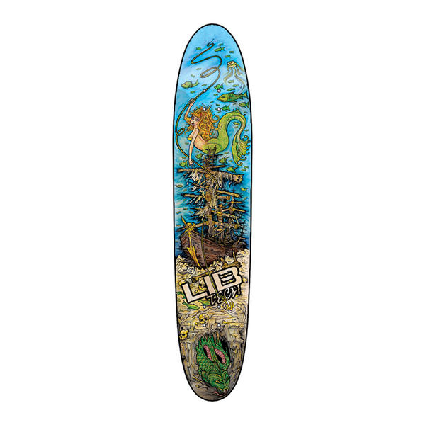 Lib Tech Mermaid Longboard 9.25 x 44