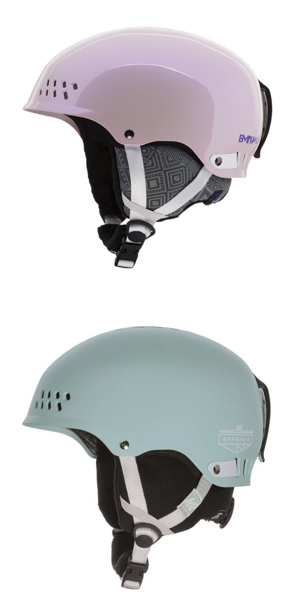 uitgebreide selectie stopcontact online nieuwkomers Details about K2 Womens Snowboard Helmet - Emphasis - Audio, Dial Fit, Ski  - 2017