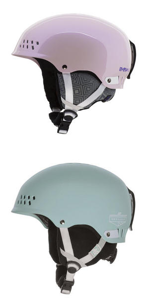 K2 Emphasis Womens Helmet 2017