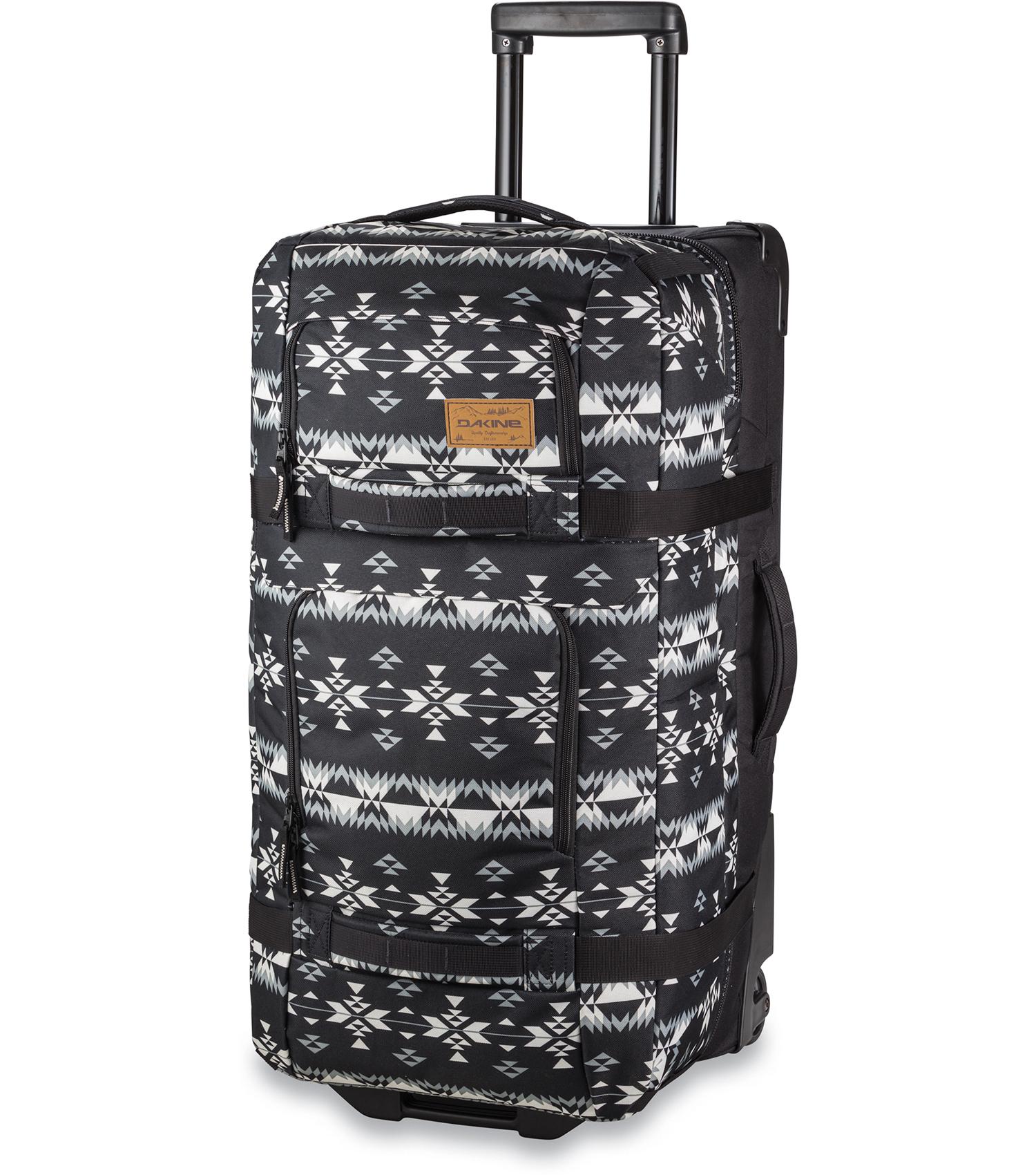 Dakine Luggage - Womens Split Roller 85L - Travel, Bag, Wheeled, 2017