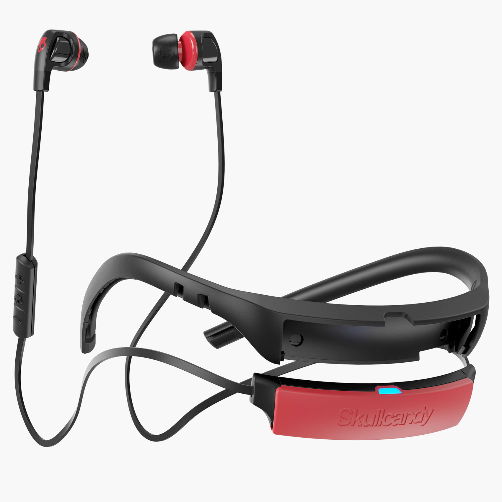 skullcandy bluetooth headphones smokin bud 2 wireless ear buds microphone ebay. Black Bedroom Furniture Sets. Home Design Ideas