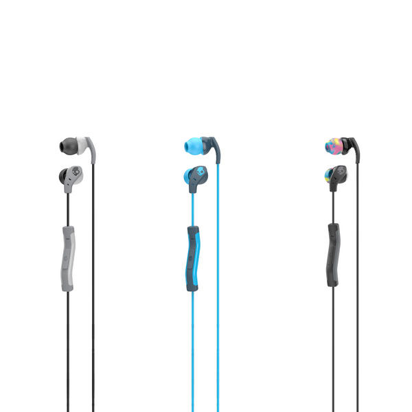 Skullcandy Method In-Ear Headphones w/Mic Ear Buds