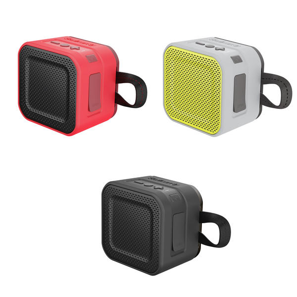 Skullcandy Barricade Mini Bluetooth Portable Speaker