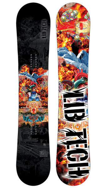 Lib Tech TRS HP Snowboard 2017