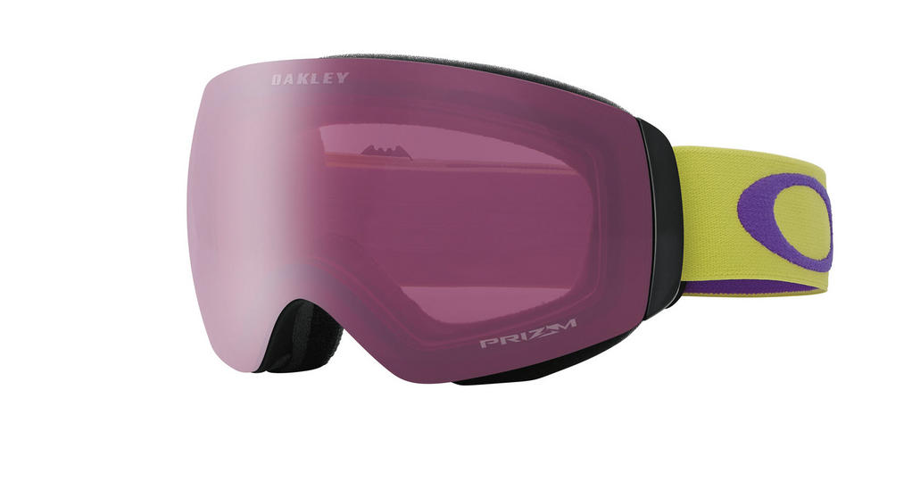 Oakley Flight Deck XM Snowboard Goggles 2017 Citrus Purple Prizm Rose