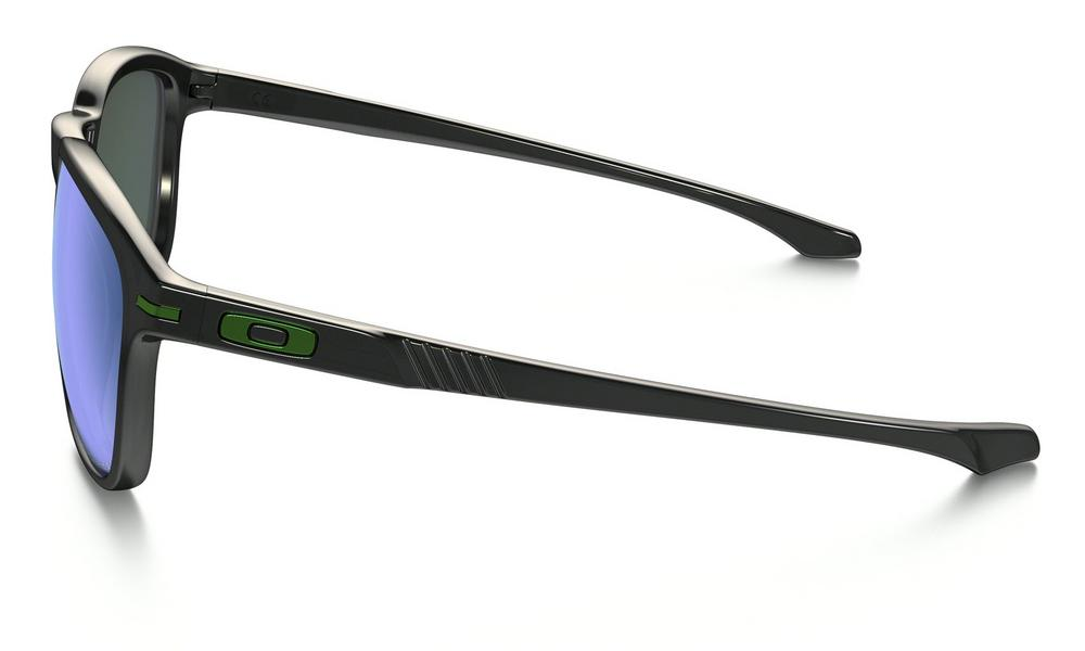 cost of oakley sunglasses 5fwb  Oakley Enduro Sunglasses in Black Ink with Jade Iridum Polarized Lens  Thumbnail 4