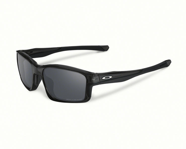 Oakley Chainlink Sunglasses in Black Ink with Black Iridium Polarized Lens