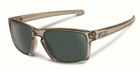 Oakley Sliver Sunglasses in Sepia with Dark Grey