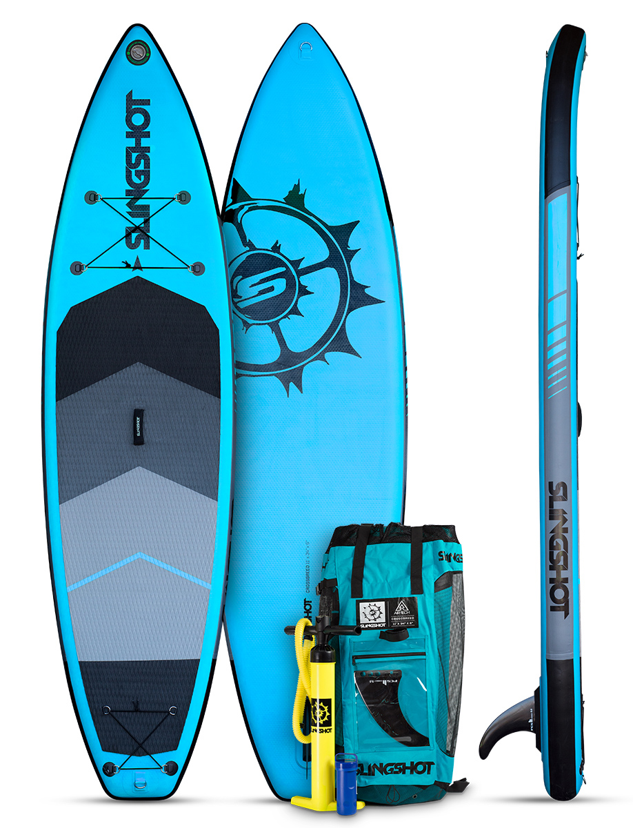 Product image of Slingshot SUP Crossbreed Airtech 11' 2017