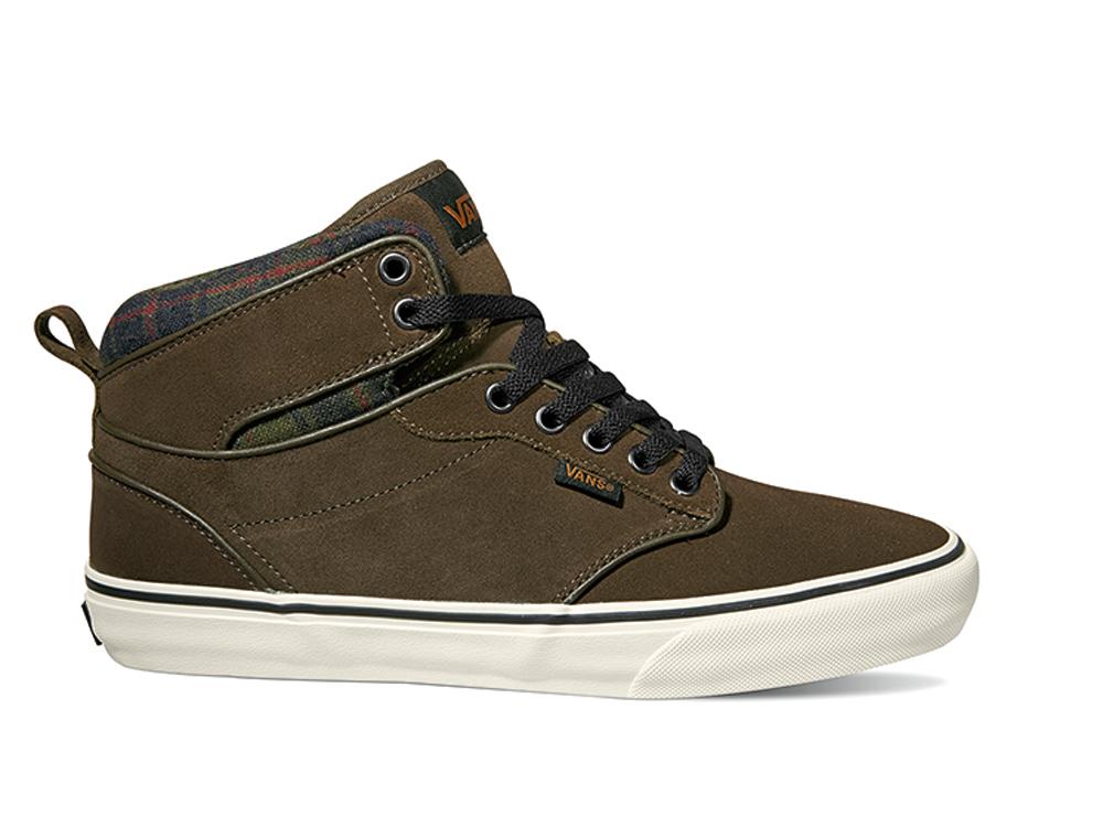 vans mens shoes atwood hi tops trainers skate