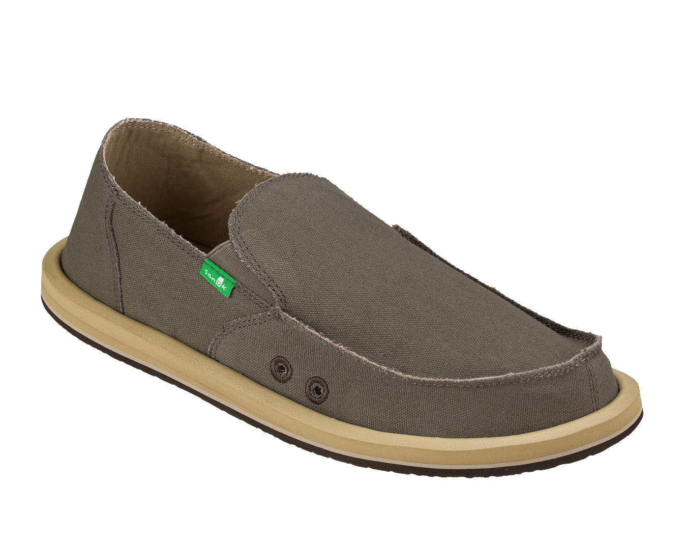 Sanuk-Sandales-Vagabond-Ete-Chaussures-a-Enfiler-Cote-Marche