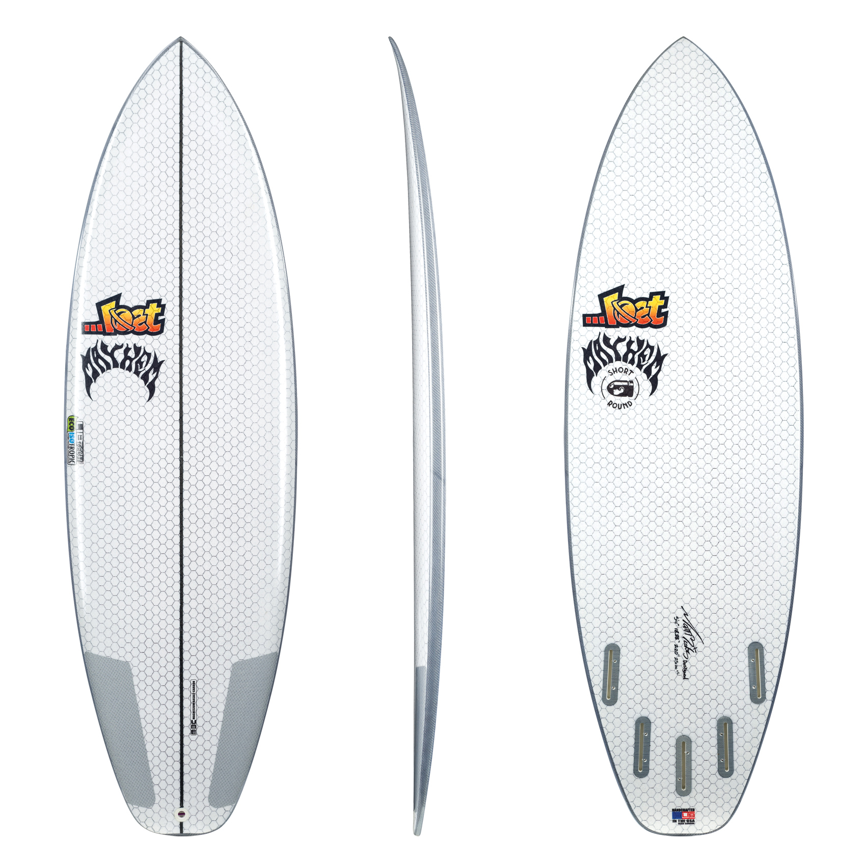 Product image of Lib Tech & Lost Co-Lab Surfboard - Short Round