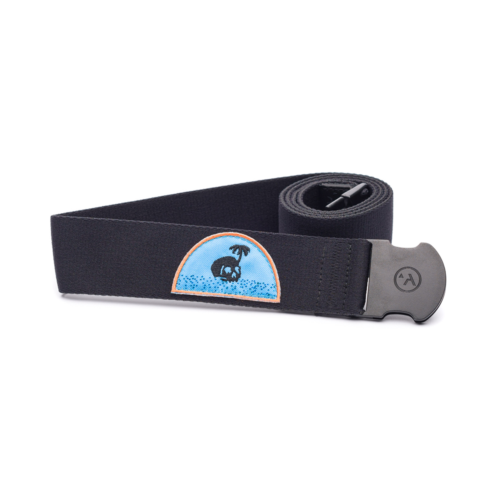 Product image of Arcade Belts Rambler Black Blue Skull Beach