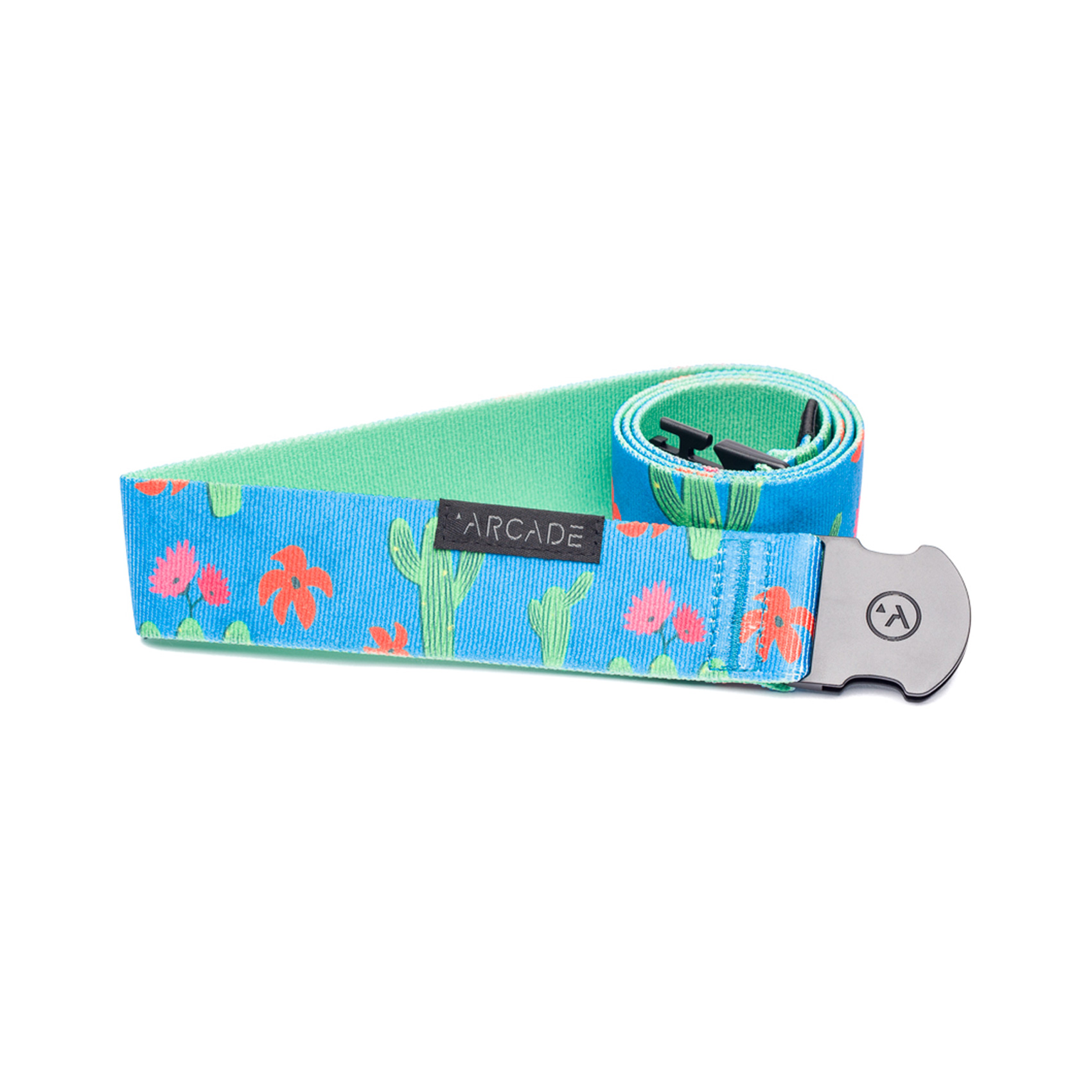 Product image of Arcade Belts Scottsdale Blue Cactus