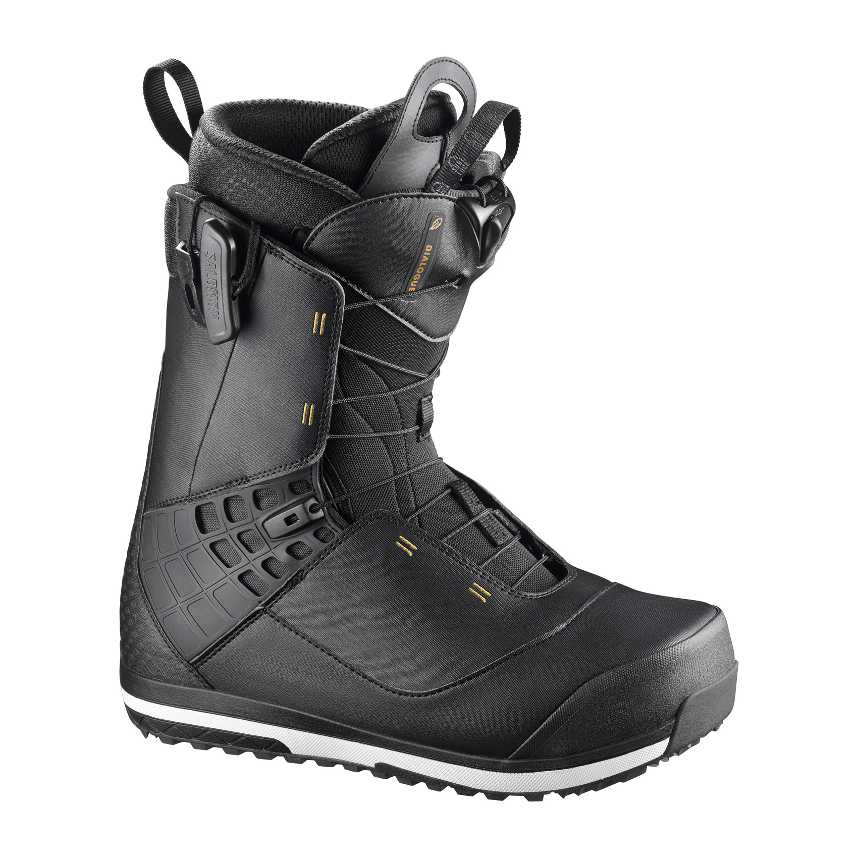 Salomon Dialogue Wide boots in UK9.5 review