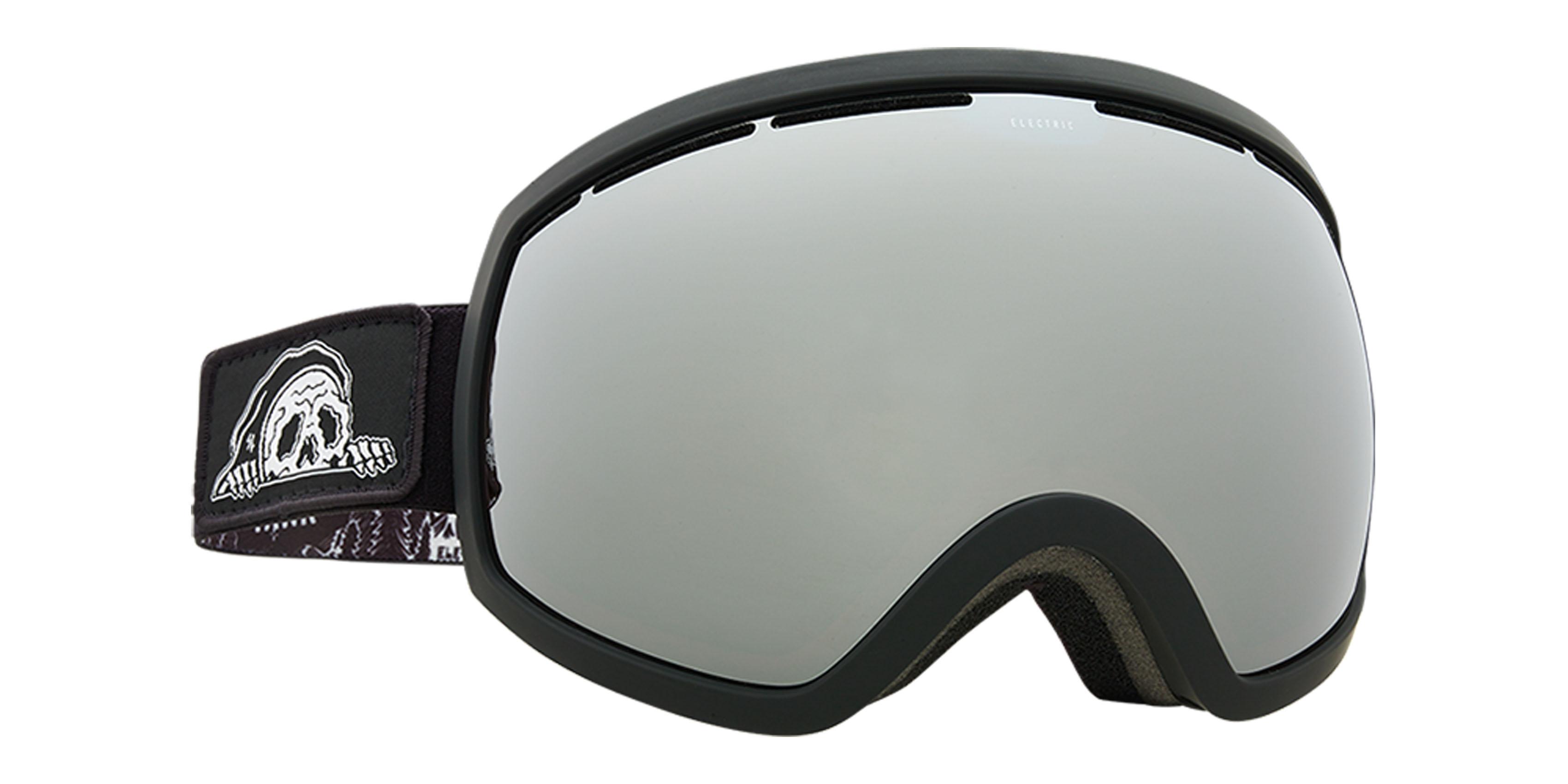 9ef37ef24a4 Electric EG2 Snowboard Goggles 2018 - Sketchy Tank w Brose Silver Chrome +  Bonus Choice Lens. 34%