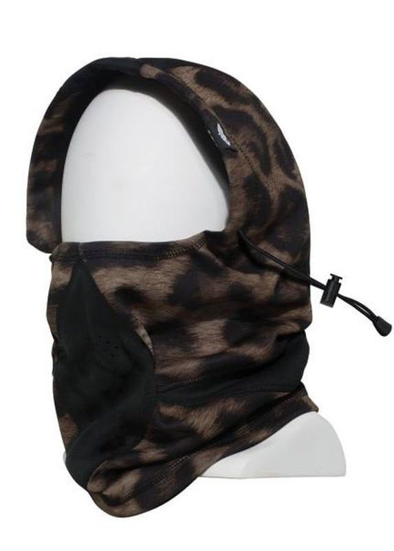 Product image of 686 Womens Hunteress Face Mask - Snowboard Ski Leopard