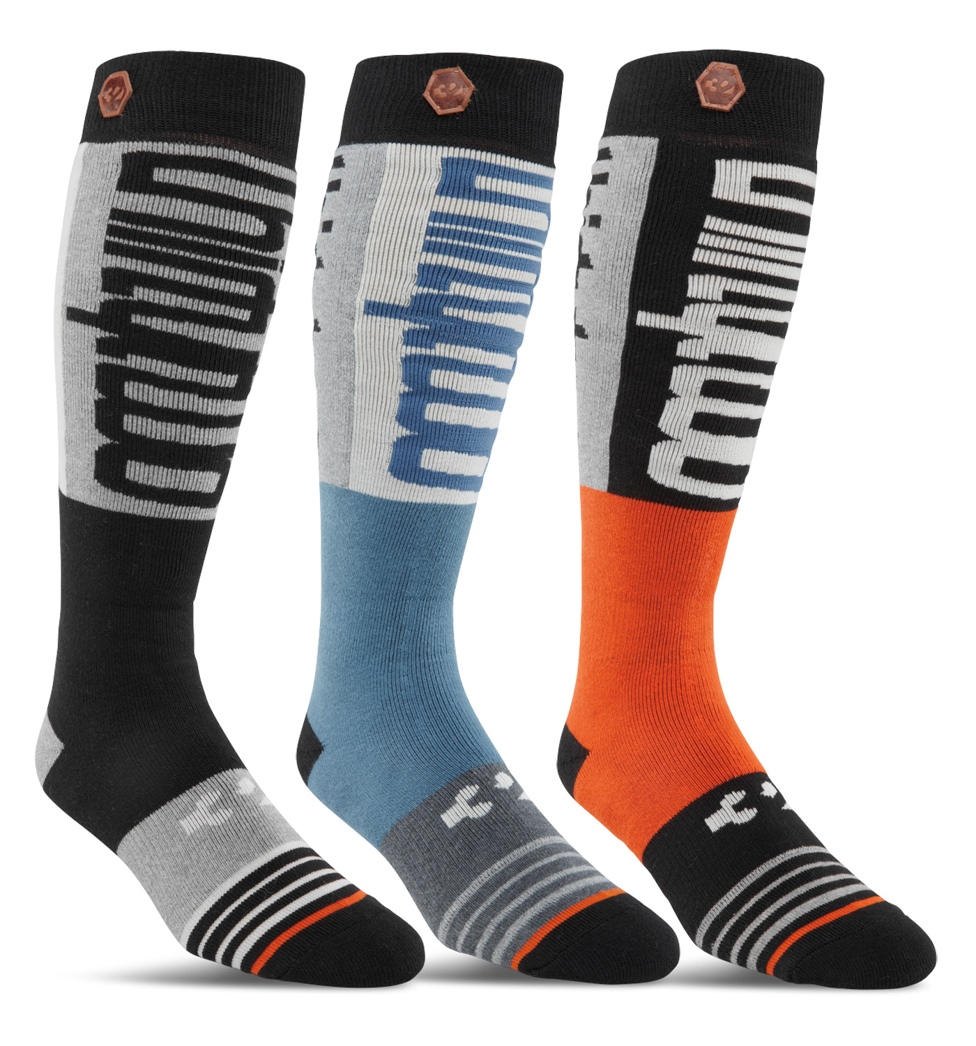Product image of Thirtytwo Double Snowboard Socks