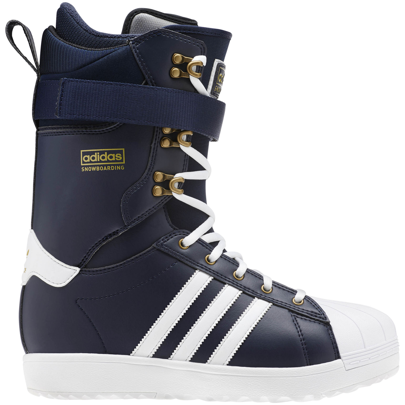 b7d5b52b9dca Adidas Superstar Adv Snowboard Boot 2019 Legend Ink FTWR White UK 10.5. 29%