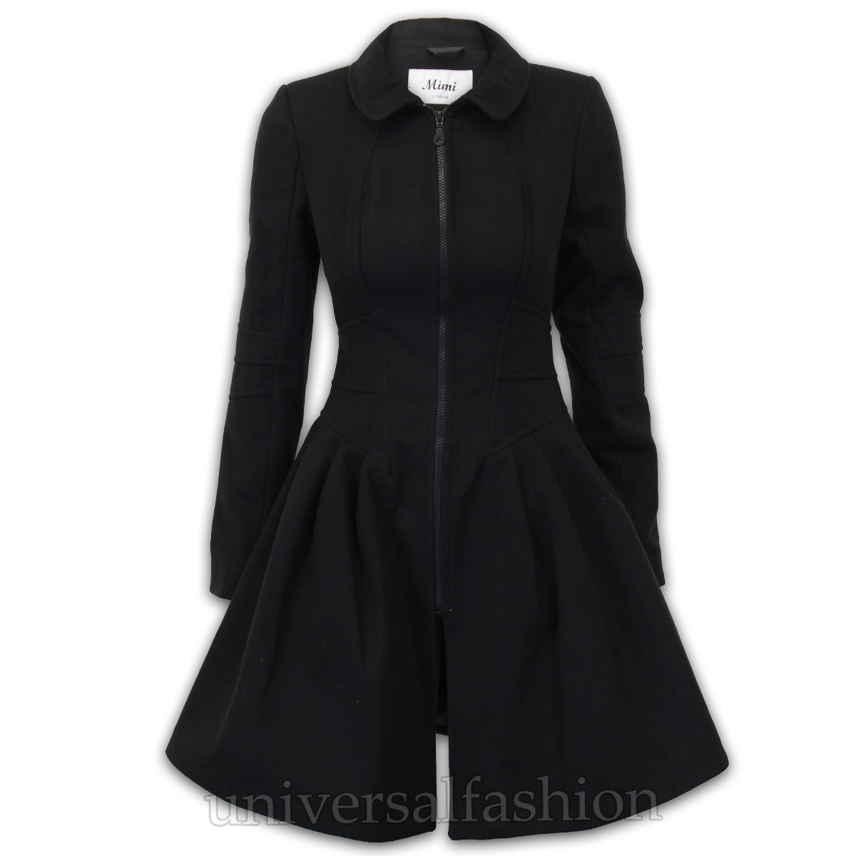 Mantel damen ausgestellt