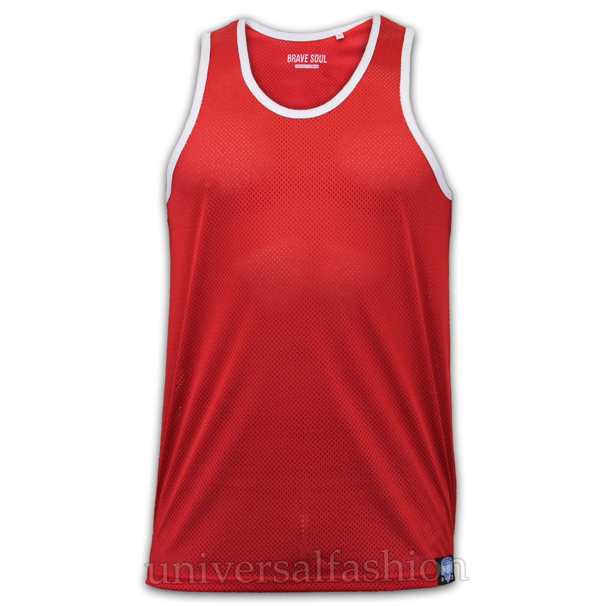 View all mens clothing Our Men's vests are great for wearing down the gym or during training. We have a variety of different fits, brands and styles of vests to choose from including tank tops so you'll be able to look and feel great. To complete the look, take a look at our men's gym clothing.