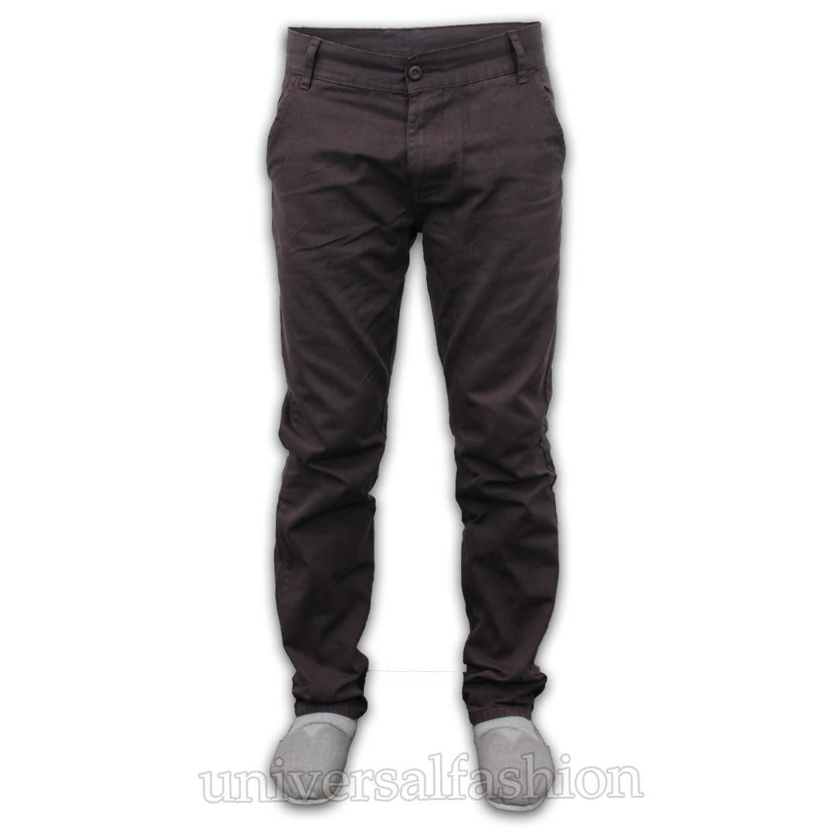Mens-Chino-Jeans-Kushiro-City-Jack-South-Pants-Straight-Leg-Trousers-Bottoms-New