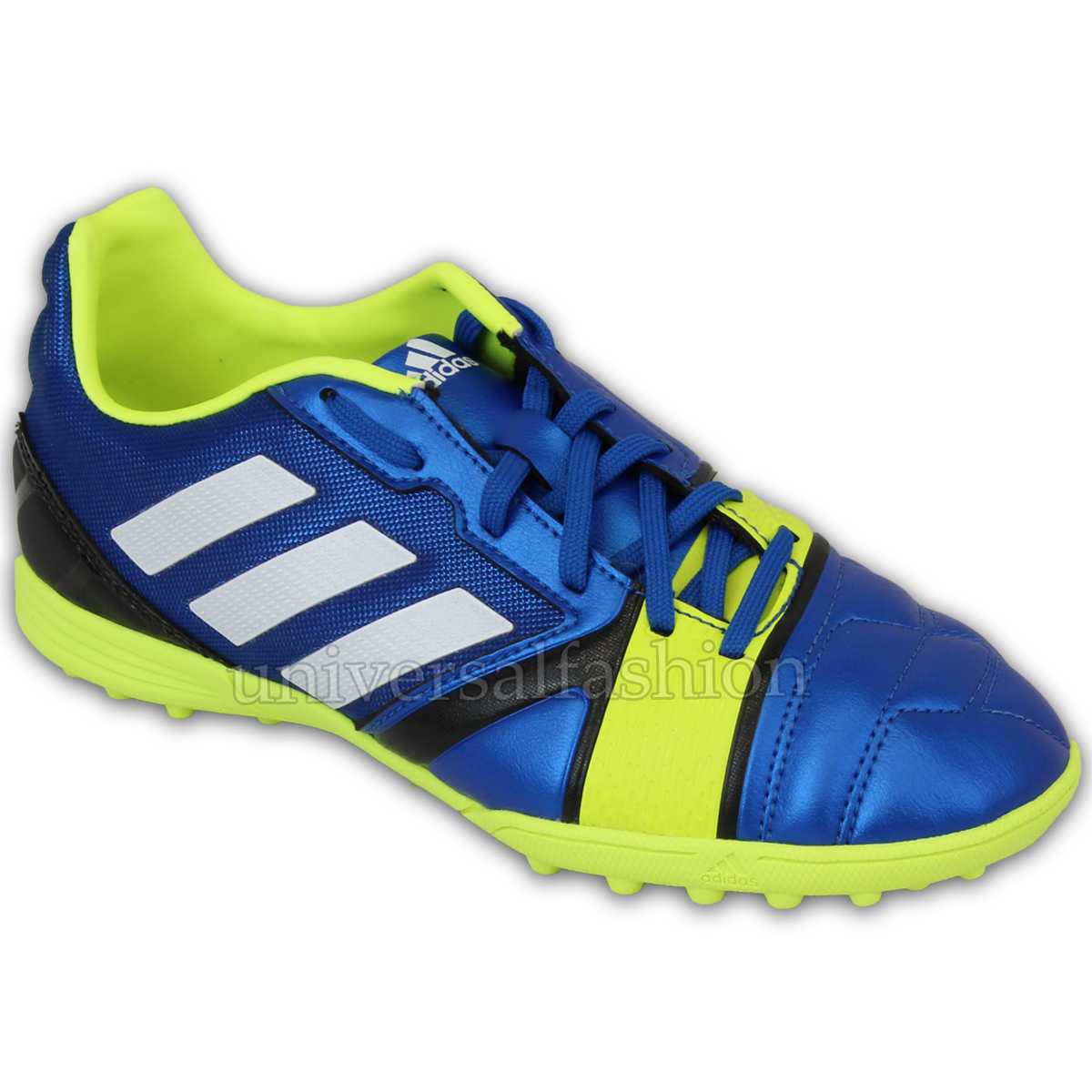 Boys ADIDAS Trainers Kids Football Soccer Astro Turf Shoes ...