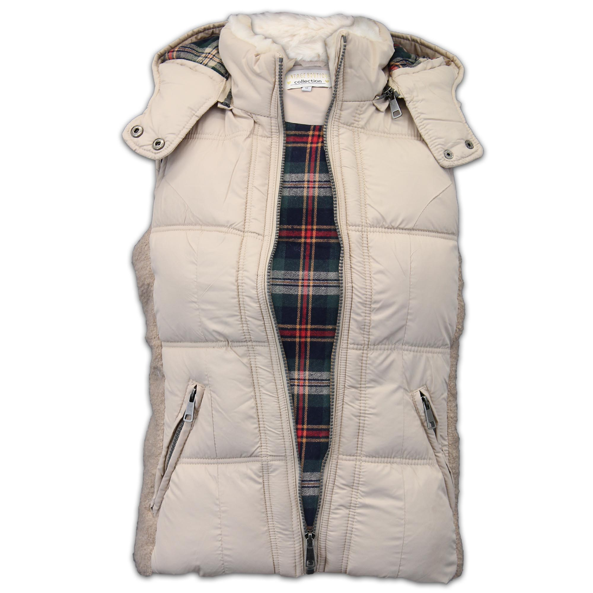 Womens Jack Wills Hooded Gilet Size 14 in pink with faux fur trimmed Removable hood, zip pockets and zip and Popper front, feather and down filled in immaculate condition worn once or twice. Women Hooded Warm Gilet Outwear Vest Faux Fur Winter Waistcoat Long Jacket Coat. £ Buy it now. Free P&P.