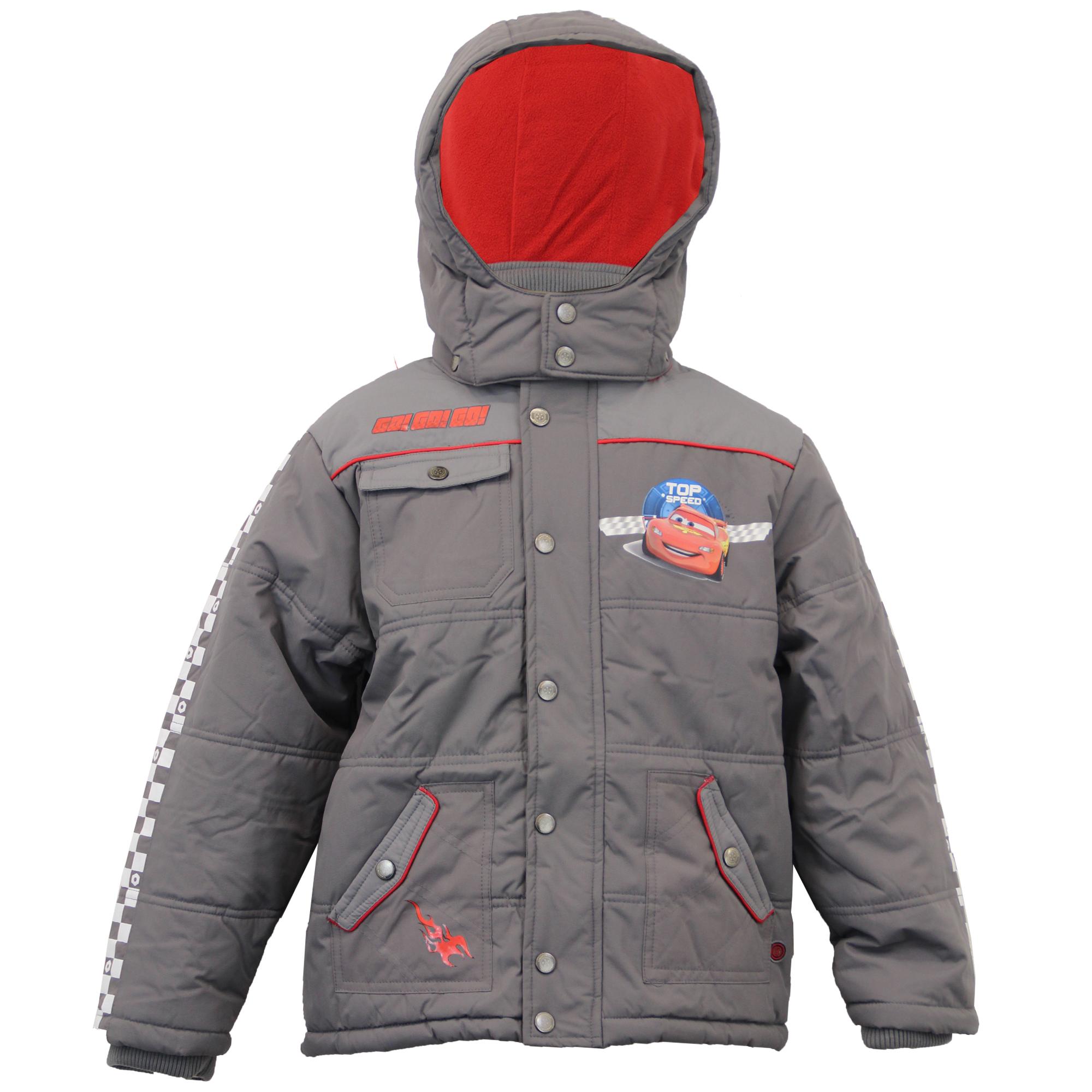 Boys Batman Jackets Kids Coat Hooded Padded Fleece Lined Fashion Casual Winter | EBay