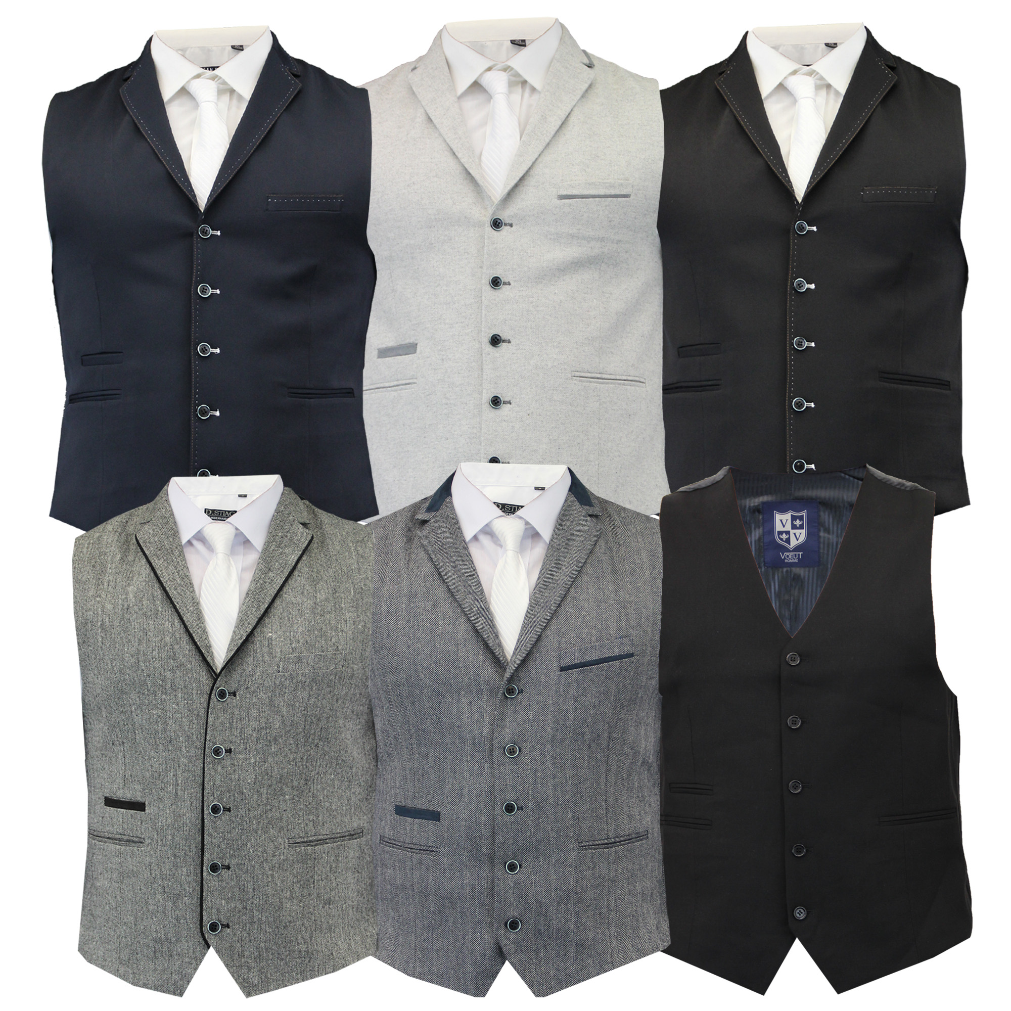 Waistcoats for Men. Men's waistcoats are the perfect way to take your tailoring to the next level. Whether it's to add to your suit or wear over a shirt, a waistcoat provides a .