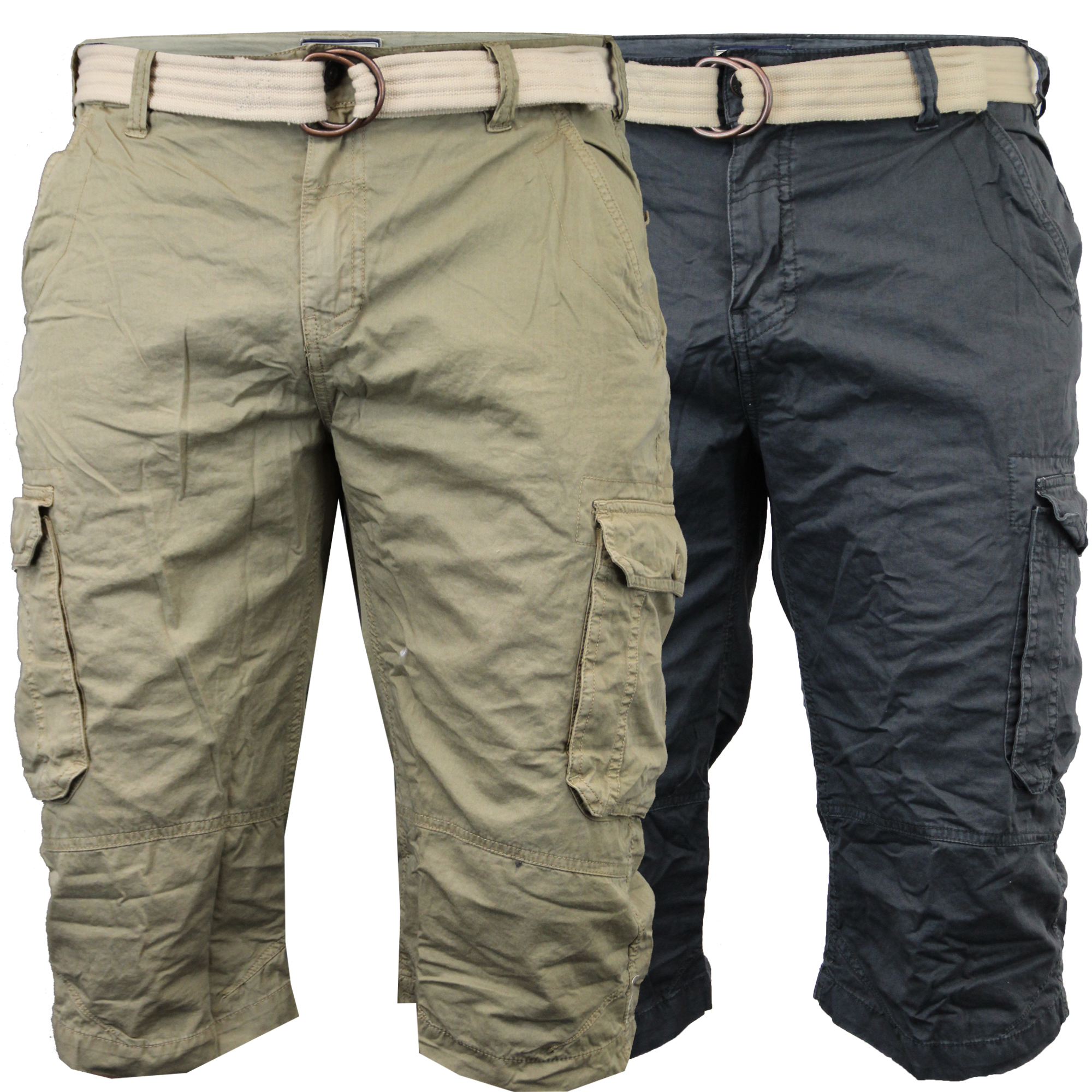Men's cargo pants are perfect for laid-back occasions. For backyard barbeques, choose lightweight cotton or cotton-blend picks to pair with polo shirts or graphic tees. Experiment with unexpected colors like orange, blue and red.