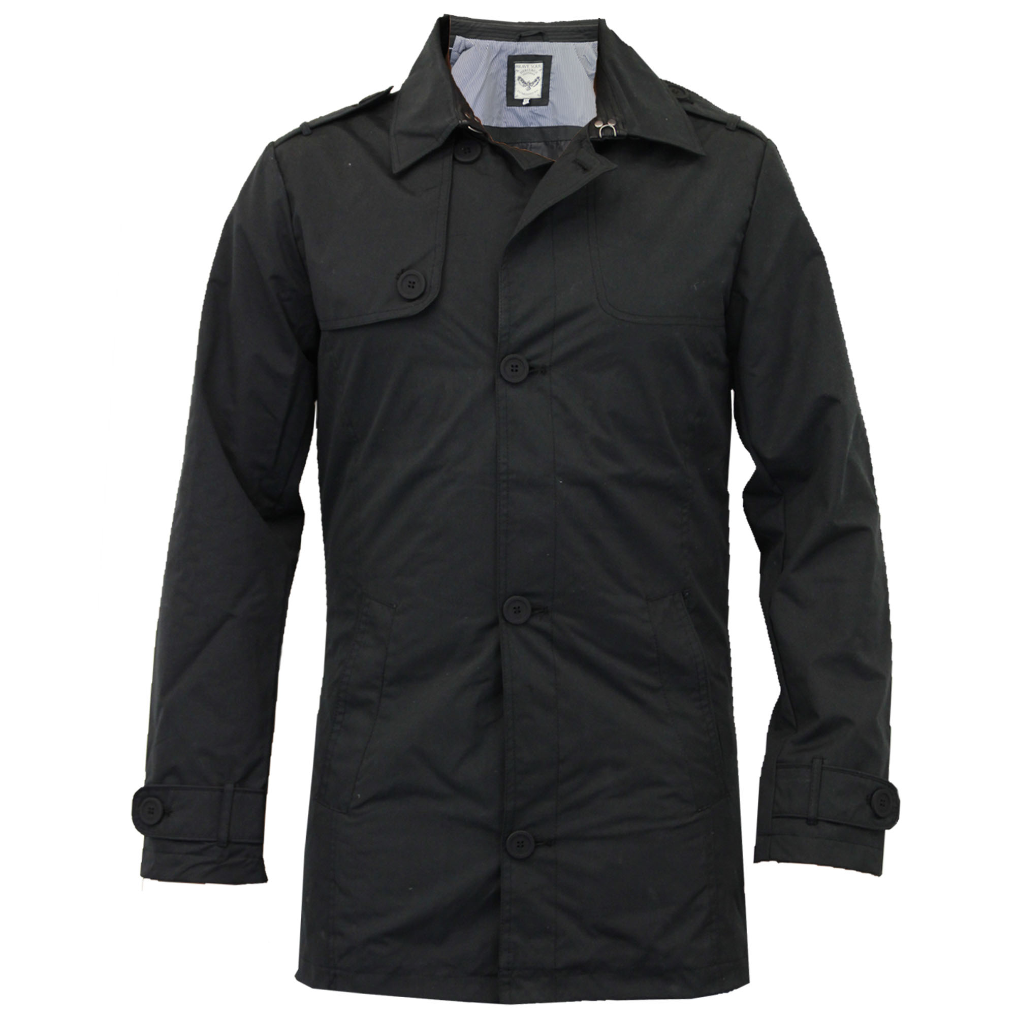 Shop ASOS' range of men's trench coats and raincoats. Shop from a variety of rainy-day outerwear. Shop today at ASOS.