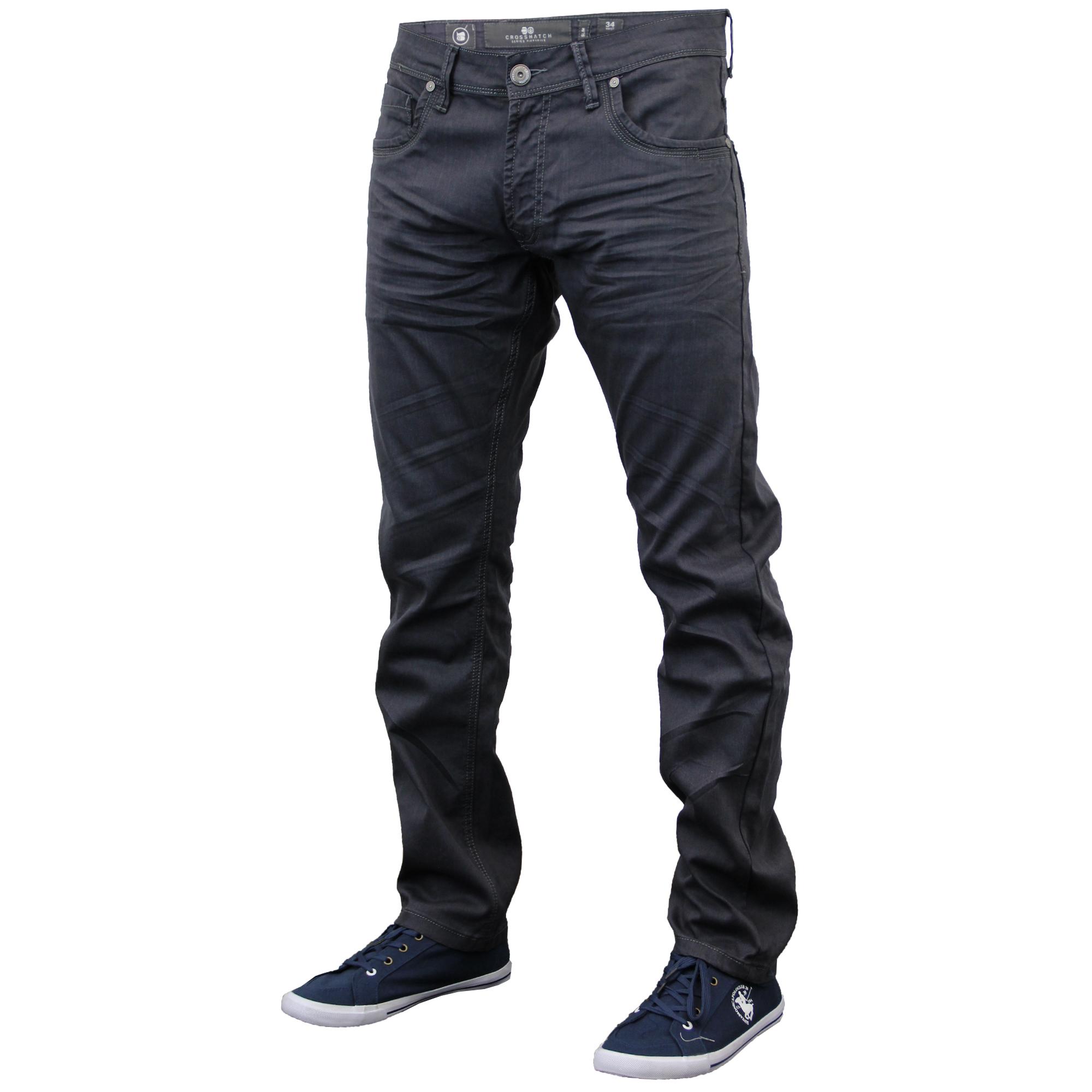 Cj Black Jeans Mens